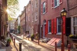 Old City a Philadelphia