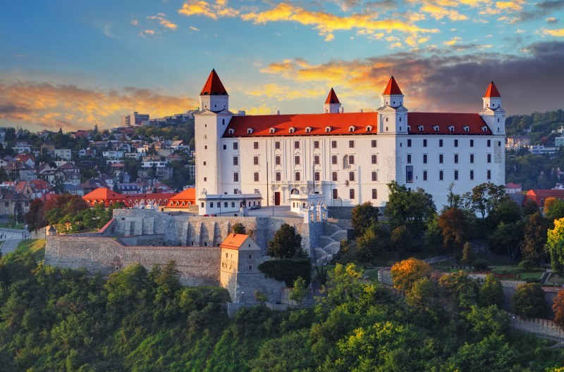 Castello di Bratislava