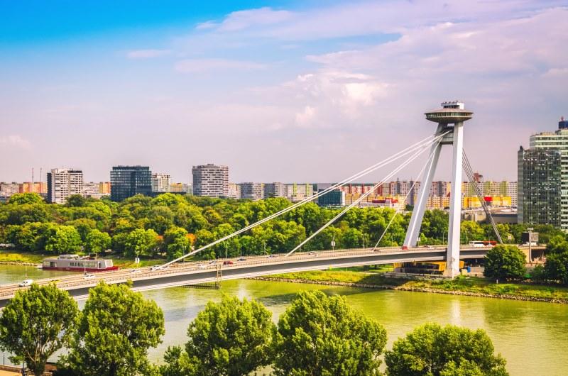 Ponte Nuovo a Bratislava