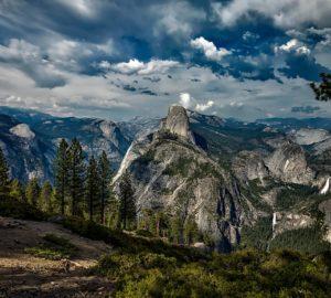 Parco di Yosemite