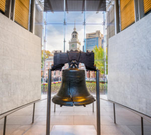 Liberty Bell a Philadelphia