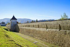 mura e bastioni